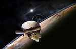 new horizons near pluto