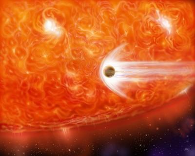 BD+48 740, la gigante al litio che ha mangiato un pianeta