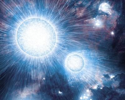 Scintille di venti stellari nel sistema binario Cygnus OB2 #9