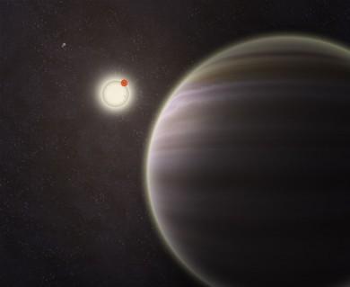 PH1, il primo pianeta circumbinario in un sistema di quattro stelle