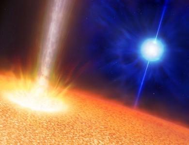 GRB 111209A e il collasso gravitazionale di una supergigante blu