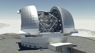 E-ELT, il telescopio estremamente grande