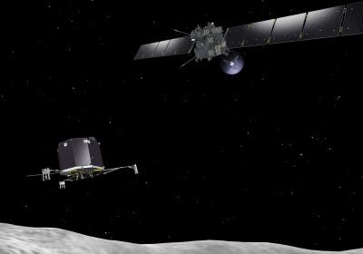 Buongiorno Rosetta! La sonda cometaria si risveglia dopo 31 mesi di ibernazione